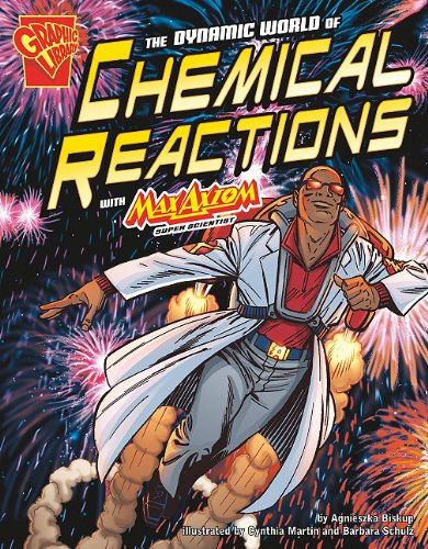 The Dynamic World of Chemical Reactions with Max Axiom 9781429656351