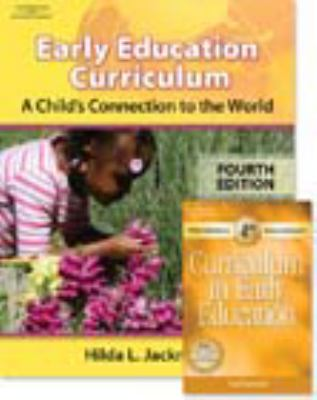 Early Childhood Curriculum W/ Professional Enhancement Booklet 9781428322523