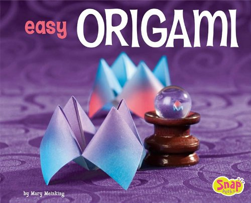Easy Origami: A Step-By-Step Guide for Kids 9781429650342