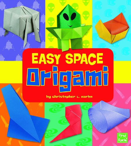Easy Space Origami 9781429660013