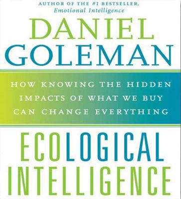 Ecological Intelligence 9781427206855