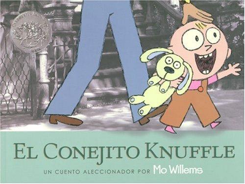 El Conejito Knuffle 9781423105671