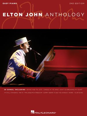 Elton John Anthology 9781423422433