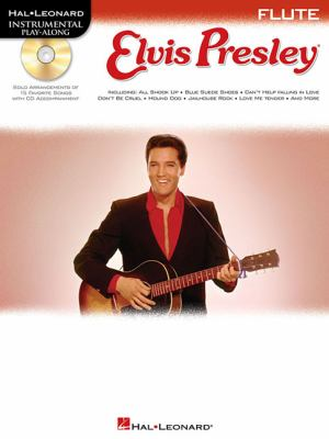Elvis Presley [With CD (Audio)] 9781423466703