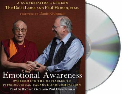 Emotional Awareness: Overcoming the Obstacles to Emotional Balance and Compassion 9781427205223