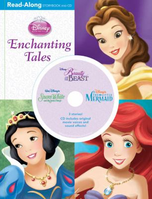 Enchanting Tales [With CD (Audio)] 9781423119388