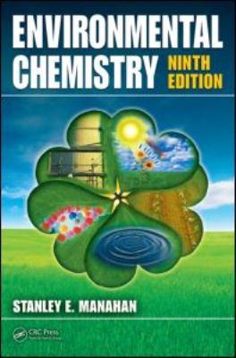 Environmental Chemistry 9781420059205