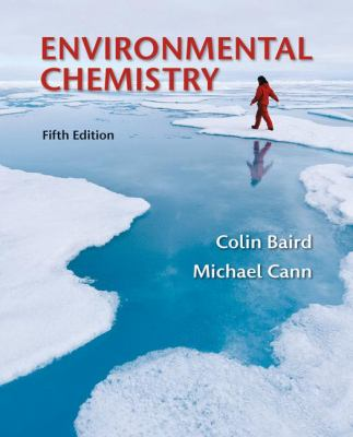 Environmental Chemistry 9781429277044