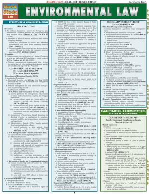 Environmental Law 9781423208853