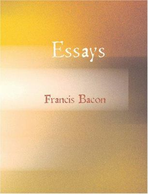 Essays of Francis Bacon 9781426437175