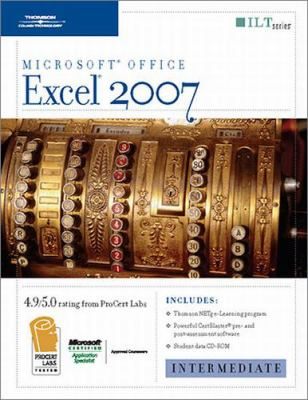 Excel 2007: Intermediate [With CDROM] 9781423918158