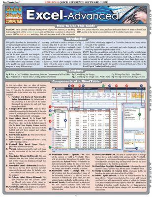 Excel-Advanced