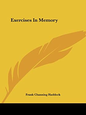 Exercises in Memory 9781425338602