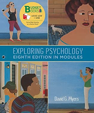 Exploring Psychology in Modules (Loose Leaf) 9781429268158
