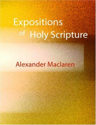Expositions of Holy Scripture (Isaiah and Jeremiah) 9781426427602