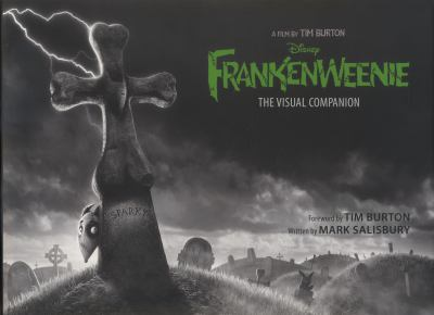FRANKENWEENIE A VISUAL COMPANION 9781423141860