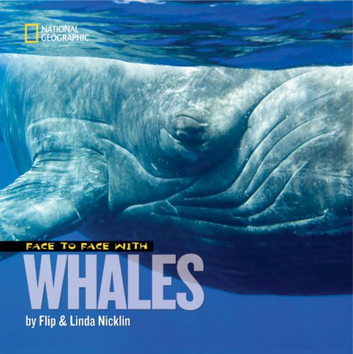 Face to Face with Whales 9781426302442