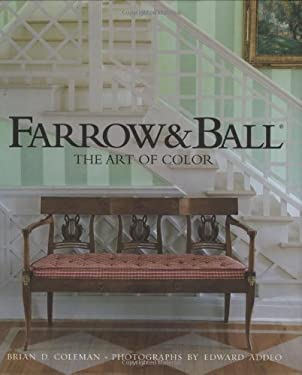 Farrow & Ball: The Art of Color 9781423600107