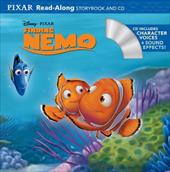 Finding Nemo Read-Along Storybook [With CD (Audio)] 16523332