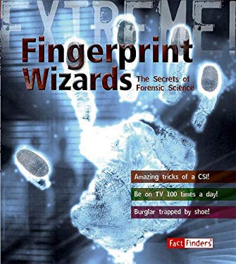 Fingerprint Wizards: The Secrets of Forensic Science 9781429631372