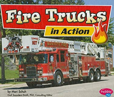 Fire Trucks in Action 9781429617253