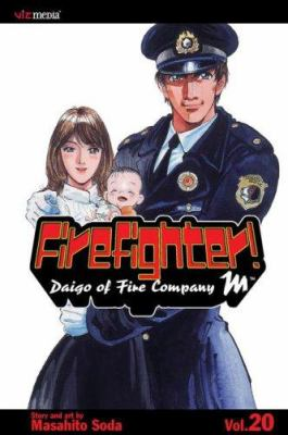 Firefighter! Daigo of Fire Company M: Volume 20 9781421508924