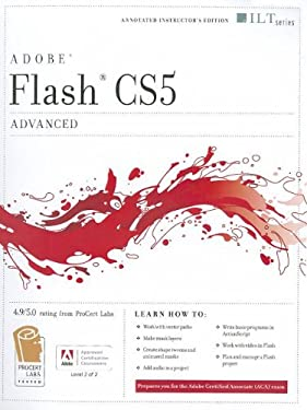 Flash CS5 Advanced ACA Edition [With CDROM] 9781426020858