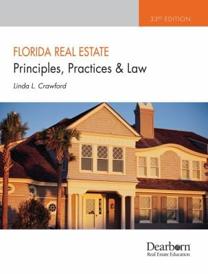 Florida Real Estate Principles, Practices & Law 9781427789235