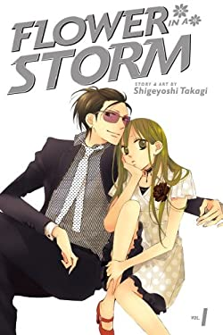 Flower in a Storm, Volume 1 9781421532417
