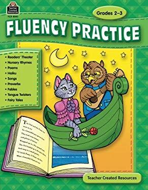 Fluency Practice, Grades 2-3 9781420680416