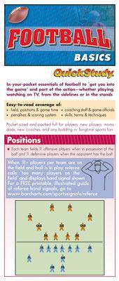 Football Basics 9781423202646
