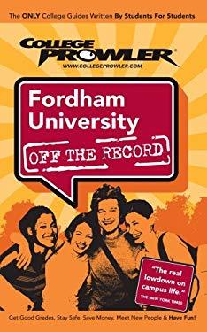 Fordham University 9781427400611