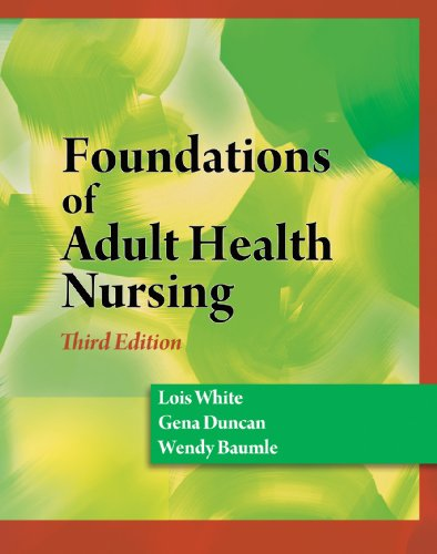 Foundations of Adult Health Nursing [With CDROM] 9781428317758