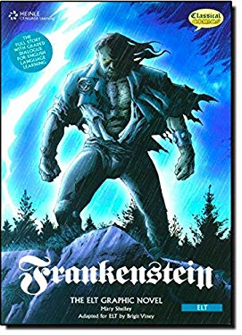 Frankenstein: The Elt Graphic Novel [With 2 CDs] 9781424031818