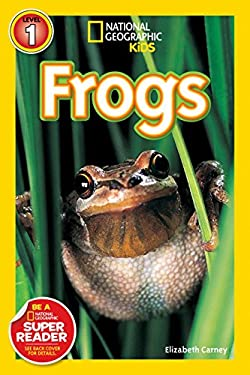 National Geographic Readers: Frogs! 9781426303920
