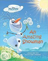 Frozen An Amazing Snowman (Frozen (Disney Press)) 22237435
