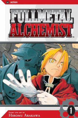 Fullmetal Alchemist, Volume 1 9781421519777