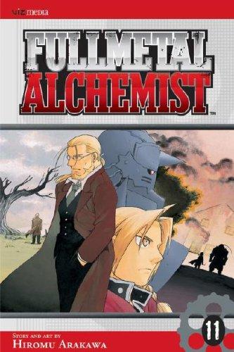 Fullmetal Alchemist, Volume 11 9781421508382