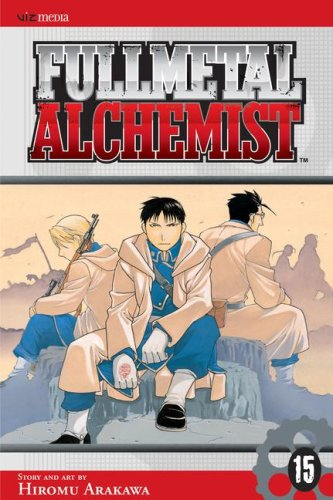 Fullmetal Alchemist, Volume 15 9781421513805