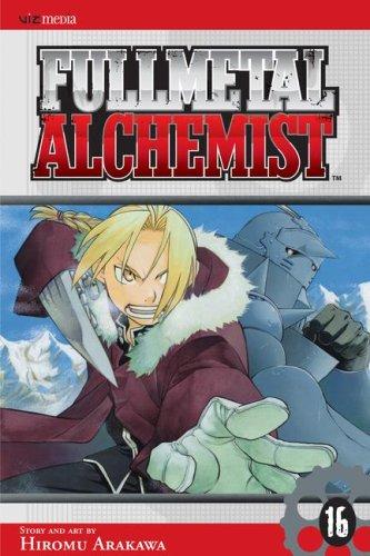 Fullmetal Alchemist, Volume 16 9781421513812