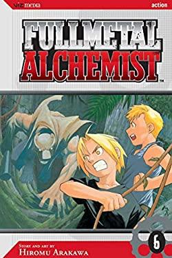 Fullmetal Alchemist, Volume 6 9781421503196
