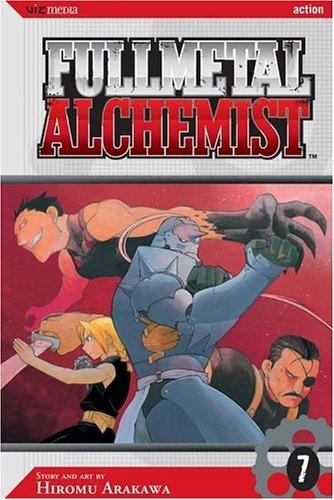 Fullmetal Alchemist, Volume 7 9781421504582