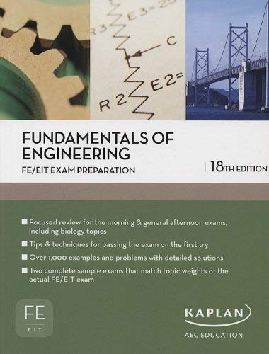 Fundamentals of Engineering 9781427761194