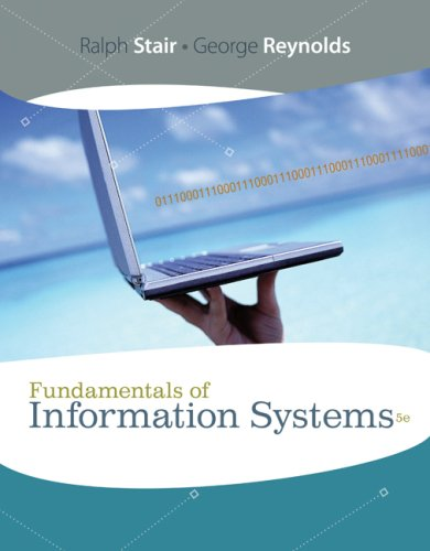 Fundamentals of Information Systems [With Access Code] 9781423925811