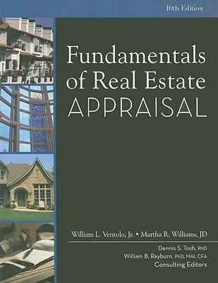 Fundamentals of Real Estate Appraisal 9781427778741