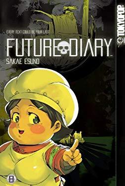 Future Diary, Volume 8 9781427817617