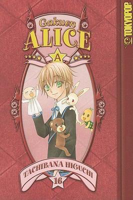Gakuen Alice, Volume 16 9781427816443