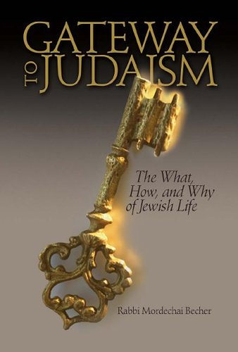 Gateway to Judaism: The What, How, and Why of Jewish Life 9781422600306