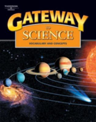 Gateway to Science: Vocabulary and Concepts 9781424003310