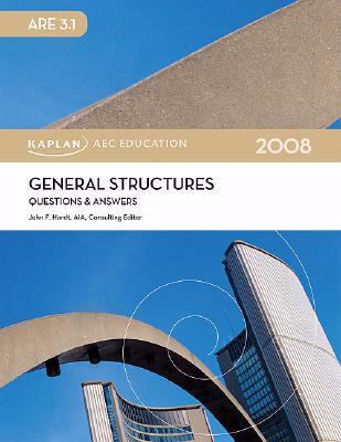 General Structures Question and Anwers 2008 9781427761613